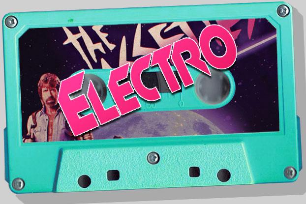 """Cassette """"Electrónica"""""""