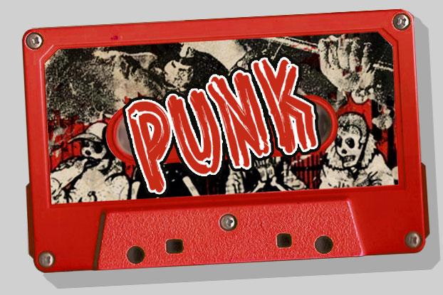 """Cassette """"Punk"""""""