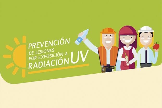 App Radiación UV E Hidratación